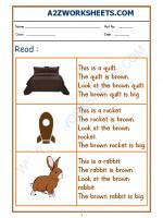 English English Reading Practice - 10