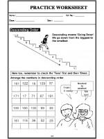 Maths Descending Order-02
