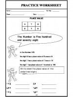 Maths Place Value
