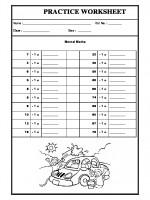 Maths Subtraction (Mental Maths)