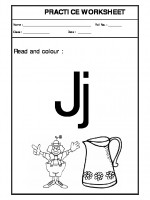 English Recognition of J