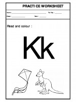 English Recognition of K
