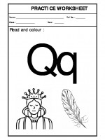 English Recognition of Q