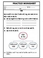 Language Hindi Grammar - Sangya (Noun)