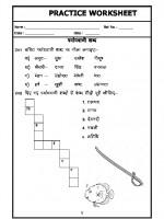 Language Hindi Grammar - Synonyms in Hindi-01