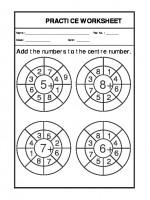 Maths Class-I-Addition-11
